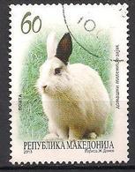 Mazedonien (2013)  Mi.Nr.  650  Gest. / Used  (14fg38) - Mazedonien