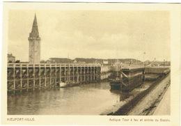 Nieuport-Ville , Tour à Feu - Nieuwpoort