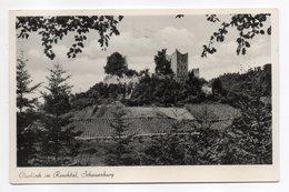 Allemagne --OBERKIRCH Im RENCHTAL--1953--Schauenburg - Oberkirch