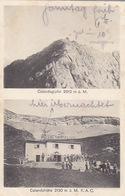 Calandahütte SAC - Animiert - Hüttenstempel - 1912         (P-168-70920) - Alpinismo