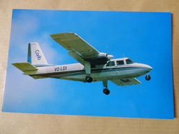 CARIB AVIATION   ISLANDER    V2 LDI - 1946-....: Era Moderna