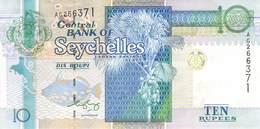 10 Rupie Seychelles VF/F (III) - Seychelles