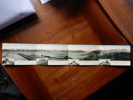 Panoramakarte Von S.Anton Bei Oberegg - 4-fach-Karte         (P-168-70820) - AI Appenzell Rhodes-Intérieures