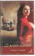 FANTASY : Les Portes Du Secret : Série Complète Comprenant 3 Romans De Maria V. SNYDER (Voir Photos) (BS) - Fantastique