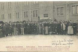 35  Fougeres  La Greve Ecole Lariboisiere Referendum - Fougeres