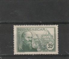 Madagascar Neuf *  1938  N° 199  Explorateur Jean Laborde - Neufs