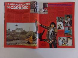 "Revue "" Salut ! "" N°49, 1978, Johnny Et Sylvie, Caradec, Eruption, Michel Fugain ... - People"