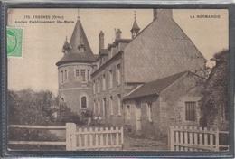 Carte Postale 61. Fresnes Ancien établissement Ste-Marie Très Beau Plan - Autres Communes