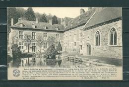 MARCHE-LES-DAMES: L'Abbaye, Niet Gelopen Postkaart  (GA14585) - België