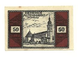 1920 - Austria - Pongau Notgeld N96 - Austria