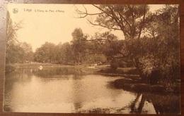 Liege L'Etang Du Parc D'Avroy - Liège