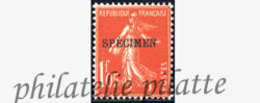 -France 195 CI 1** Specimen - Specimen