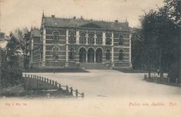 CPA - Pays-Bas - Tiel - Paleis Van Justitie - Tiel