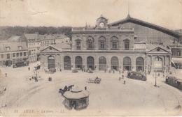 Lille La Gare 1911 - Liège