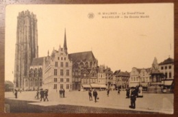 Malines Le Grand Place - Mechelen
