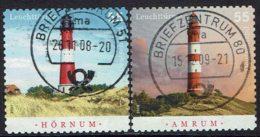 BRD, 2008, MiNr 2682,2683, Gestempelt - Gebraucht