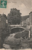 Bouches Du Rhone : ROQUEVAIRE : Pont Sur L'huveaune - Roquevaire