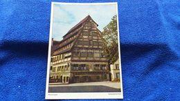 Memmingen Siebendächerhaus Germany - Memmingen