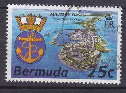 Bermuda 1995 Mi. 686    25 C Military Bases Royal Naval Dockyard - Bermuda