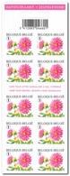 België 2007, Postfris MNH, Flowers ( Booklet, Carnet ) - Markenheftchen 1953-....