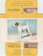 FOX   TERRIER, FULL SPEED VIRGINIA 8 - Zigarettenmarken
