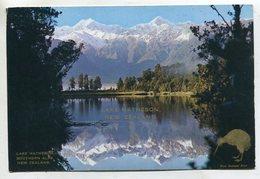 NEW ZEALAND - AK 352332 Westland - Lake Matheson - Nouvelle-Zélande