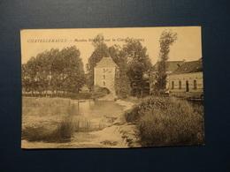 Chatellerault  Moulin Rimbert Sur Le Clain  (5328) - Chatellerault