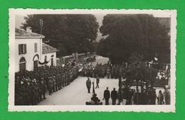 Cerimonia Militari Regio Esercito Anni 1920 Località Da Identificare - Guerra, Militari