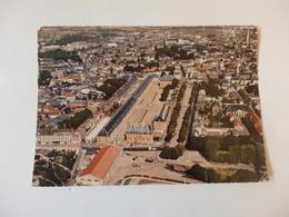 Arras, Vue Aérienne. La Caserne Schram. - Arras
