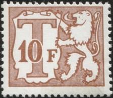 COB N° : TX  82 P5a (**)  Papier Epacar, Gomme Blanchâtre - Francobolli