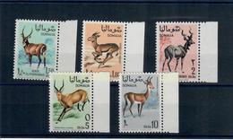 SOMALIA 1968 - FAUNA ANIMALI - ANTILOPI E GAZZELLE - MNH ** - Somalia (1960-...)