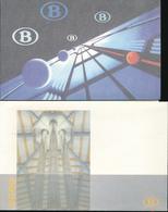 BELGIUM  COB TRV BL1 MNH - Other