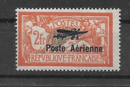 PA N° 1**, 2F Merson, Signé. - Poste Aérienne
