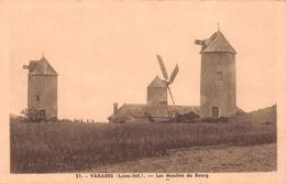 VARADES  ( 44 ) - Moulin A Vent Du Bourg - Varades
