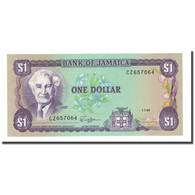 Billet, Jamaica, 1 Dollar, 1989-07-01, KM:68Ac, NEUF - Jamaica