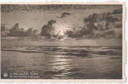 Middelkerke - Le Soleil Meurt Sur Les Flots - De Zon Verdwijnt In De Baren - Ern. Thill Serie Plage No 32 - 1947 - Middelkerke