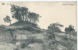De Panne - La Panne - Dans Les Dunes - Star 1065 - Heliotypie De Graeve, Gand - De Panne