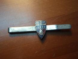 Ancienne Pince à Cravate Police PP. - Police & Gendarmerie