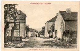 70  VAUVILLERS       Route De Polaincourt - Autres Communes
