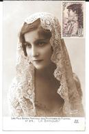 Cpa Photo N°24 - La Basque / Les Plus Belles Femme Des Provinces De France . - Pau