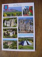 CPM En Berry, Sancerre, Aubigny, Meillant, Ainay, Bourges, Culan, St Amand M - Aubigny Sur Nere