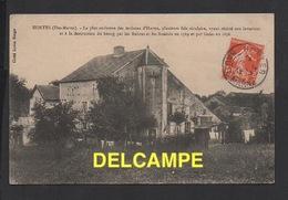 DD / 52 HAUTE-MARNE / HORTES / LA PLAUS ANCIENNE DES MAISONS D' HORTES / 1913 - France