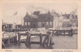 2606190Alkmaar, Vlotbrug Met Heiligland. (zie Achterkant) - Alkmaar