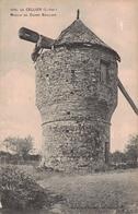 LE CELLIER  - Moulin A Vent De Champ Brillant - Le Cellier