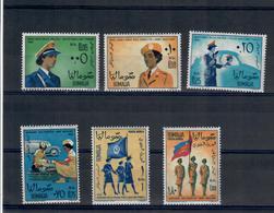 SOMALIA 1963 - POLIZIA  - MNH ** - Somalie (1960-...)
