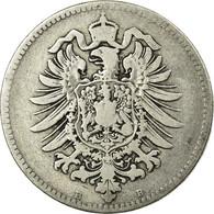 Monnaie, GERMANY - EMPIRE, Wilhelm I, Mark, 1874, Hanovre, TB, Argent, KM:7 - 1 Mark