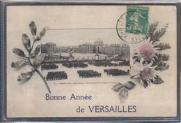 Carte Postale 78. Versailles  Très Beau Plan - Versailles