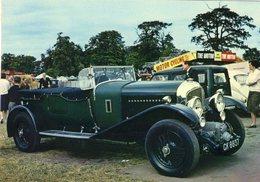 Bentley 4.5 Litres  - 1931  -  Publicité Trophirès   -  Carte Postale - Passenger Cars