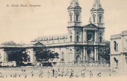 PC08166 St. Patrick Church. Bangalore - Postcards