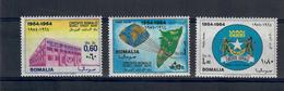 SOMALIA 1964 - 10 ANNI CREDITO SOMALO  - MNH ** - Somalia (1960-...)